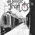 Affiche De Laatste Trein, Toneelgroep Graficus, toneelvereniging uit Apeldoorn